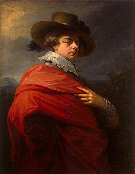 Portrait of Count N.B. Yusupov