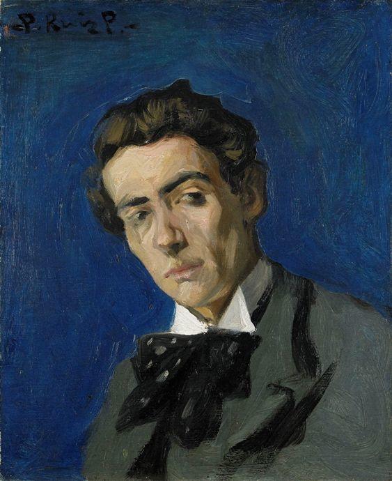 Portrait of Dionysus García Renart
