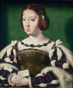 Portrait of Eleanor of Austria, Archduchess of Austria