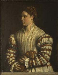 Portrait of Eleonora Averoldi