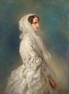 Portrait of Empress Alexandra Fiodorovna