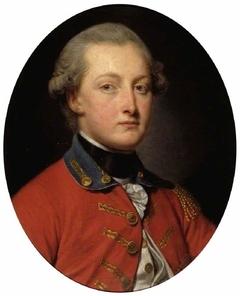 Portrait of George Augustus Herbert, 11th Earl of Pembroke, 1759-1827