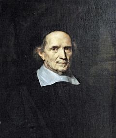 Portrait of Gisbertus Voetius