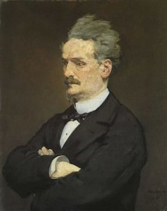 Portrait of Henri Rochefort