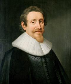 Portrait of Hugo Grotius
