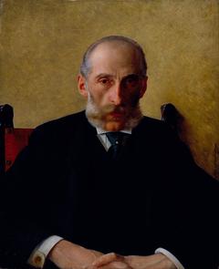 Portrait of Isidor Gewitsch