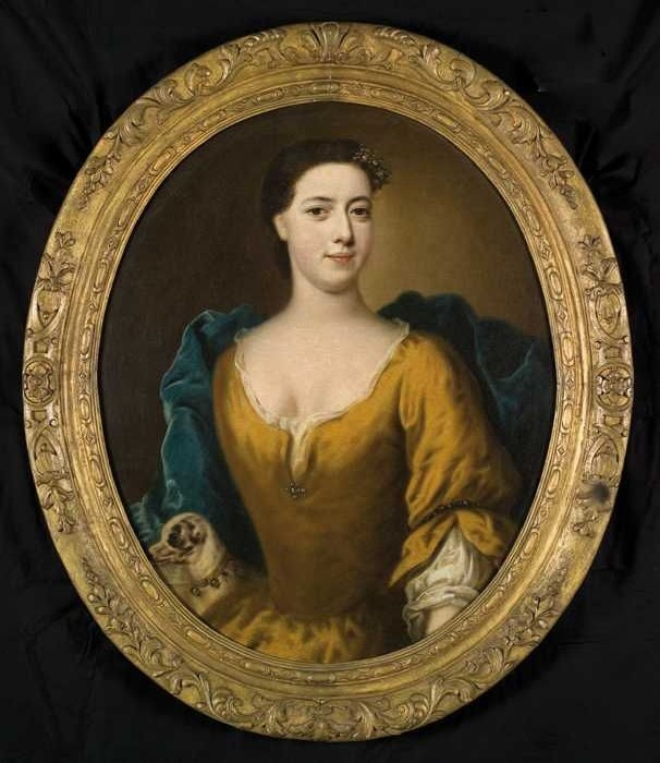 Portrait of Jacoba Catharina van Schoonhoven (1717-1794)