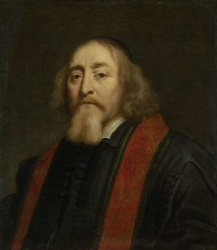 Portrait of Jan Amos Comenius