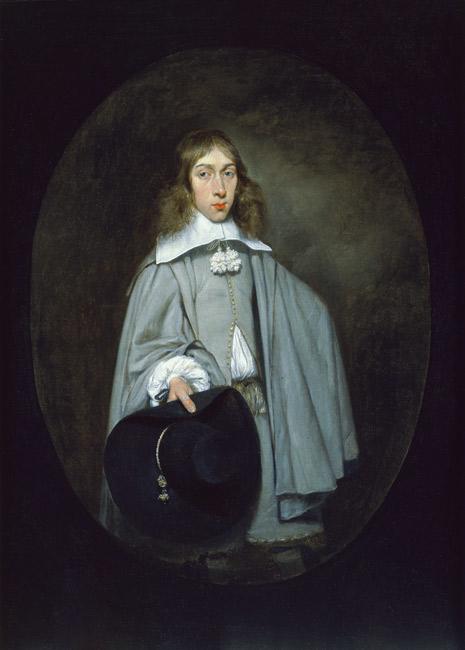 Portrait of Jan Craeyvanger (1641–after 1668)
