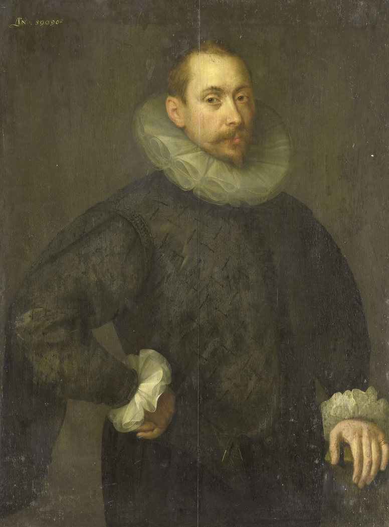 Portrait of Jean Fourmenois