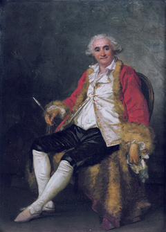 Portrait of Jean-Honoré Fragonard