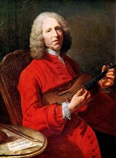 Portrait of Jean-Philippe Rameau