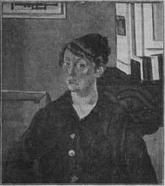 Portrait of Johanna Theodora Maria Schoondergang
