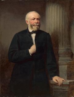 Portrait of Košice Banker Fiedler
