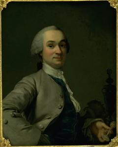 Portrait of Lorenz Spengler, Ivory Turner and Curator of the Royal Danish Kunstkammer