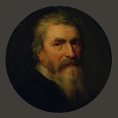 Portrait of Lubbert Gerritsz (1535-1612)