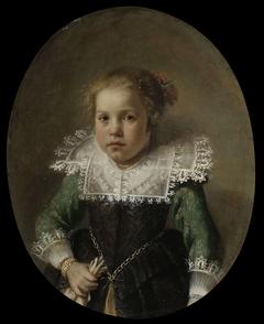 Portrait of Maria Cornelisdr van Esch