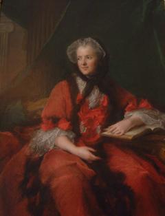Portrait of Marie Leszczyńska