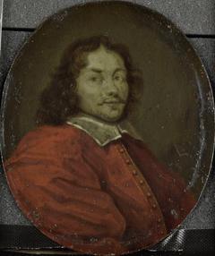 Portrait of Matthijs Gansneb, called Tengnagel, Poet in Amsterdam