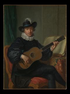 Portrait of Monsieur Aublet