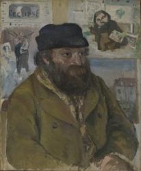 Portrait of Paul Cézanne