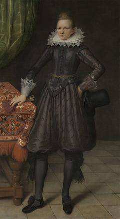 Portrait of Peter Courten