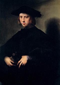 Portrait of Pietro Carnesecchi as a Boy