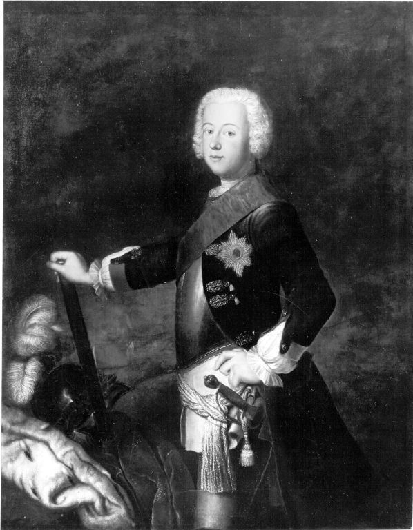 Porträt Friedrichs II. der Große