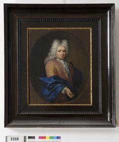 Portret van een man uit de familie Van Tets, mogelijk Arnold van Tets (1684-1724)