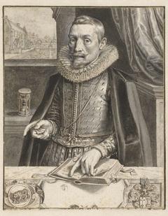 Portret van Jacob Cats, 1618