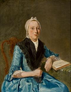 Portret van Maria Verpoorten
