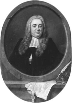 Portret van Petrus Wesseling (1692-1764)