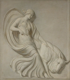 Possibly, Pasiphae and the Bull