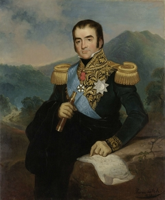 Posthumous Portrait of Herman Willem Daendels, Governor-General of the Dutch East Indies