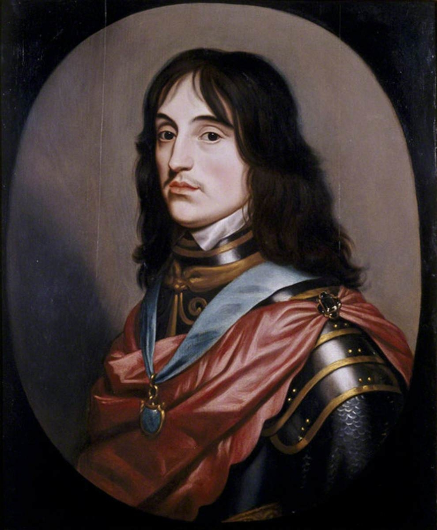 Prince Rupert of the Rhine, Count Palatine, Duke of Cumberland (1619-1682)
