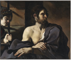 Saint John the Baptist Visited in Prison by Salome