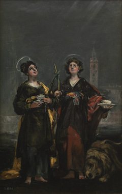 Saint Justa and Saint Rufina