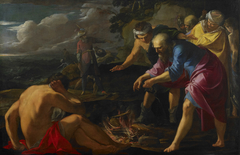 Saint Paul Shipwrecked on Malta