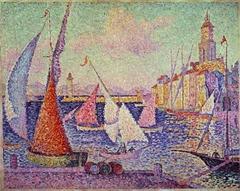 Saint-Tropez, the Pier