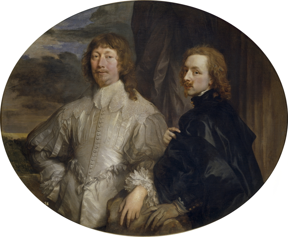 Sirs Endymion Porter and Anthony van Dyck