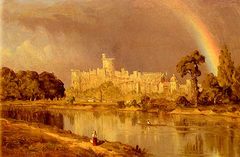 Study of Windsor Castle