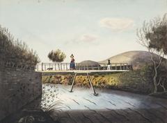 Tan y Castle Bridge.