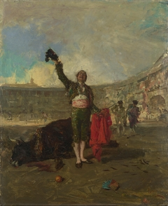 The Bullfighter's Salute