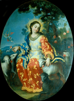 The Divine Shepherdess