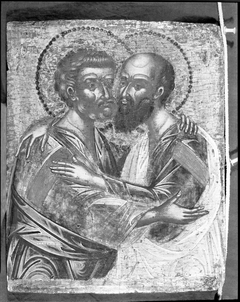 The Embrace of Saint Peter and Saint Paul