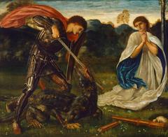 The fight: St George kills the dragon VI