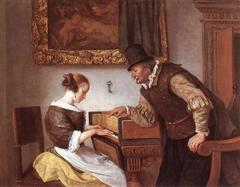 The Harpsichord Lesson