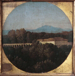 The Orangerie at the Villa Borghese