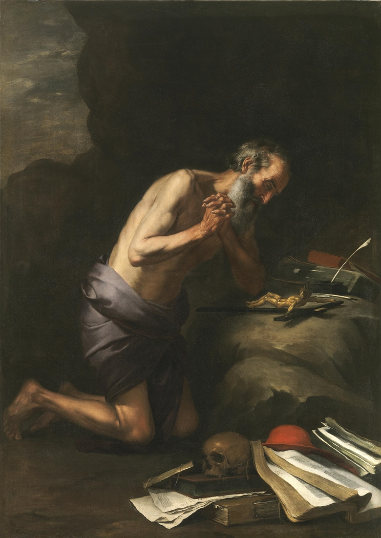 The Penintent Saint Jerome
