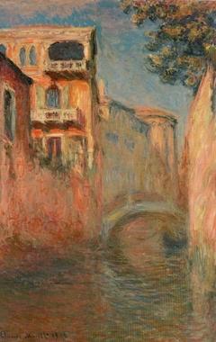 The Rio della Salute